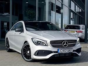 Mercedes 220 Coupe : used 2017 mercedes benz cla class cla 220 d amg line coupe for sale in swansea pistonheads ~ Gottalentnigeria.com Avis de Voitures