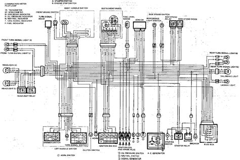 gsxr wiring diagrams diagnose  troubleshoot electrical problems