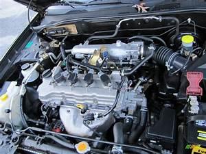 2005 Nissan Sentra 1 8 S 1 8 Liter Dohc 16