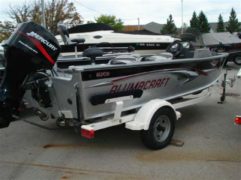 Jon Boats For Sale Craigslist Wisconsin by Alumacraft New And Used Boats For Sale In Wi