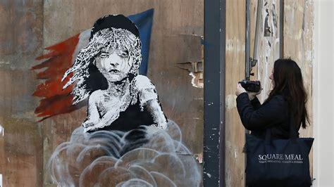 Banksy Political Artwork
