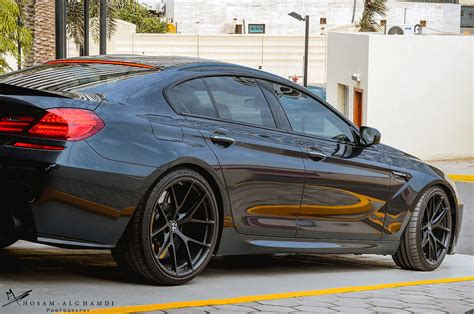 Bmw M6 Gran Coupe With Hre Wheels
