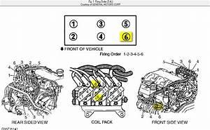 Misfire Cylinder 6 On A 2003 Pontiac Montana