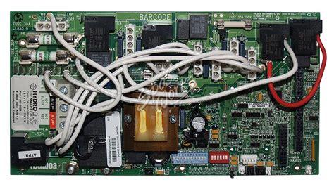 Hydro Quip Circuit Board For Balboa Series Control