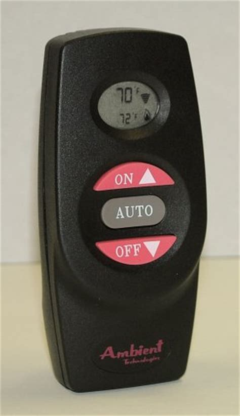 universal fireplace remote fireplace remote with thermostat lcd battery