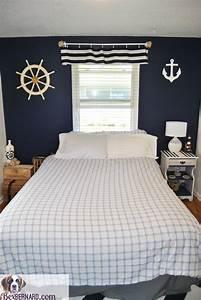 Nautical, Bedroom, Home, Decor