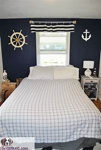 nautical theme decor Nautical Bedroom Home Decor - BexBernard