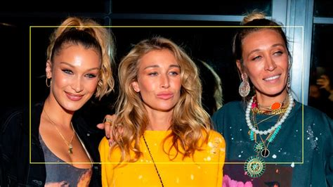 Meet The Other Hadid Sisters | Grazia