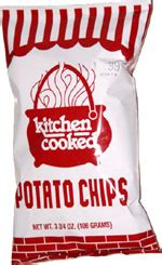 kitchen cooked chips kitchen cooked potato chips