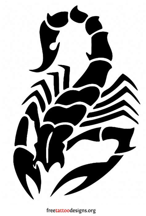 scorpion tattoos scorpio tattoo designs
