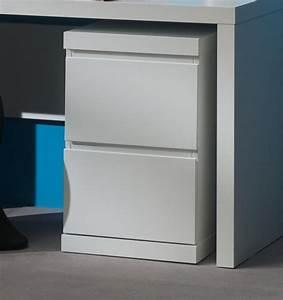 Beschläge Für Schubladen : schreibtisch container lara 2 schubladen wei kinder jugendzimmer schreibtische ~ Markanthonyermac.com Haus und Dekorationen
