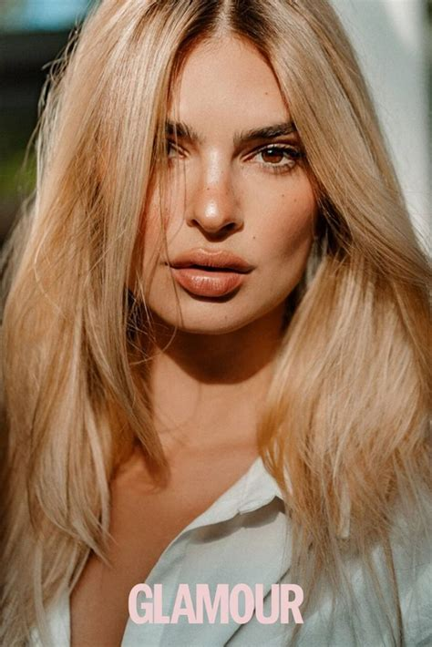 Em Rata just debuted icy blonde hair and it's all the post ...