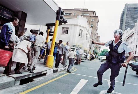 Rise And Fall Of Apartheid Photographs From The