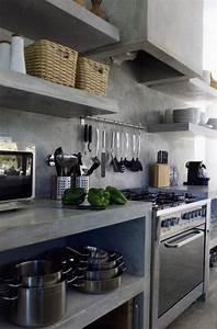 Couleur Cuisine Ikea : le rangement mural comment organiser bien la cuisine ~ Nature-et-papiers.com Idées de Décoration