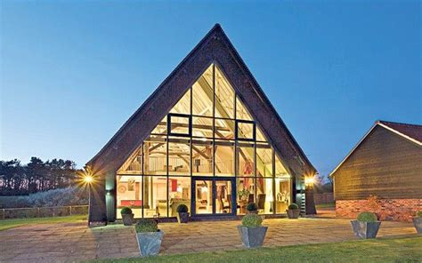 Converted Barn Sited Open Countryside by On The Property Market Top Ten Barn Conversions Barn