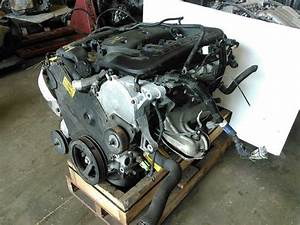 02 Chrysler 300m Engine 3 5l Vin K 8th Digit 344487