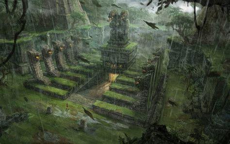 fantasy art lara croft tomb raider wallpapers hd