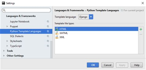 Django Template Language by Debugging Django Templates Help Pycharm