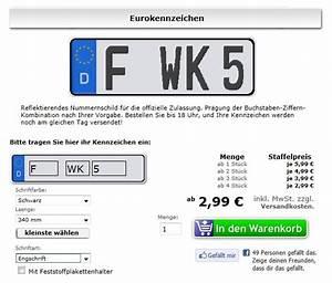 Kennzeichen Länge Berechnen : us auto kennzeichen simple tagging kennzeichen blog ~ Themetempest.com Abrechnung