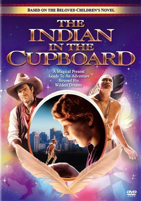 The Indian In The Cupboard Trailer by The Indian In The Cupboard Dvd 1995 Sony Pictures