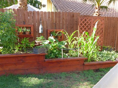 Easiest Ways To Build A Raised Vegetable Bed In Your