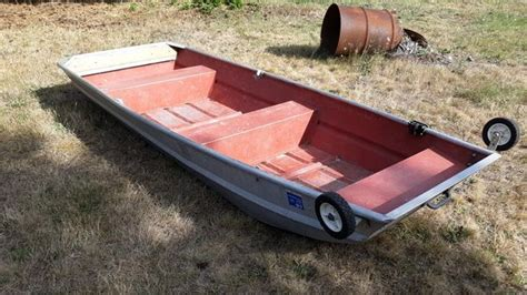 10 Ft Flat Bottom Boat For Sale In Olympia Wa Offerup