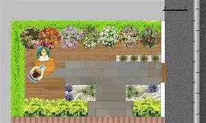 amenager un petit jardin fashion designs With comment amenager un jardin rectangulaire 0 amenagement rez de jardin monjardin materrasse