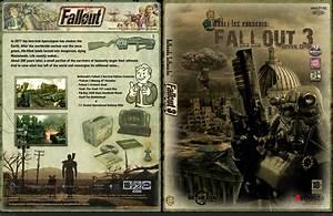 Fallout 3 Survival Ed PC Box Art Cover By Dan7e
