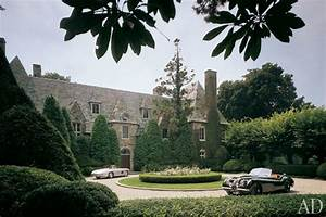 Step Inside Ralph Lauren's Norman-Style Stone Manor House