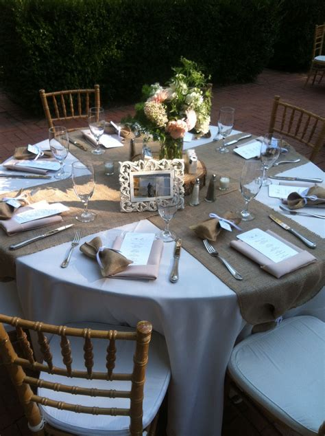 rustic wedding tables are just amazing