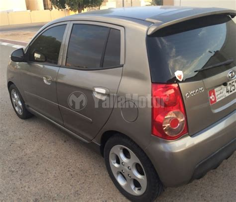 Used Kia Picanto 2009 Car For Sale In Abu Dhabi (770426