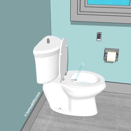 Bidet Toilette by Toilet Bidet Combo Home Decor