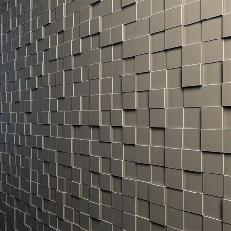 3d Wall by Teak Interior Cladding 3d Wall 3d Model Max Obj 3ds