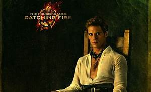 """""""Catching Fire"""" posters arrive for Josh Hutcherson, Liam ..."""