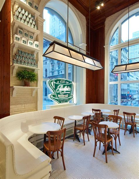 The signature ralph's coffee graphic at the front is specially fired for a glossy finish. How To Spend Sunday Like An Upper East Sider | Nyc coffee shop, Coffee shop new york, New york ...