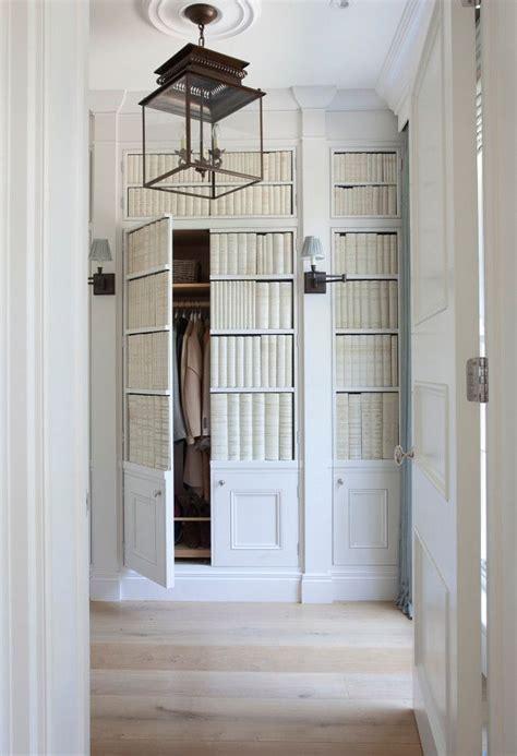 Hideaway Closet Doors by Best 25 Closet Ideas On Spaces