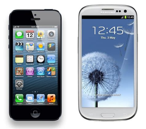 which is better iphone or samsung which one is better iphone 5 or samsung galaxy s3