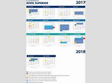 Calendario Universidad Autónoma del Estado de Morelos