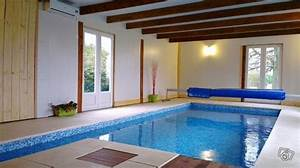 location villa avec piscine interieure kirafes With location maison avec piscine interieure