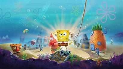 Rehydrated Spongebob Bottom Bikini Battle Squarepants Purple
