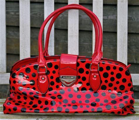 David Jones Zwarte Tas david jones rood zwarte tas tassen roses of fashion