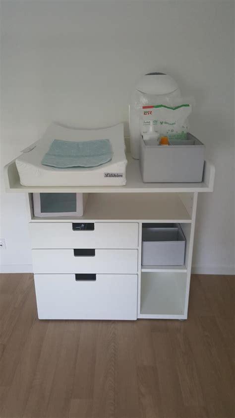 petit meuble pour chambre table à langer évolutive stuva ikea avis