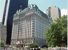 Plaza Hotel New York City Hotels in New York City