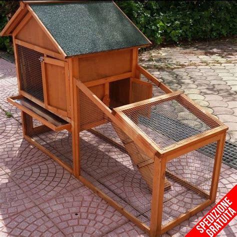 costruire gabbia coniglio gabbia per conigli da esterno con recinto e casetta