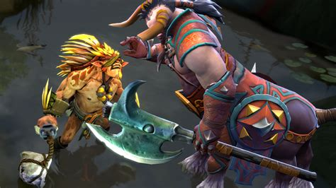 centaur warrunner bristle heroes dota  wallpapers hd