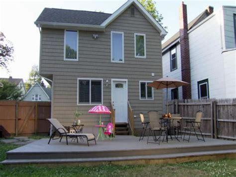 how to build a backyard deck hgtv