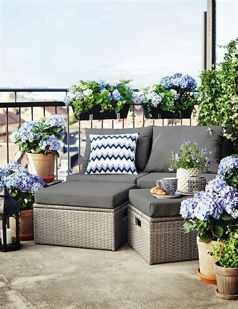 Sessel Für Balkon by 1001 Ideen Zum Thema Stilvollen Kleinen Balkon Gestalten