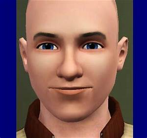 My Sims 3 Blog: Men's Low Eyebrow - Thick and Thin by ...