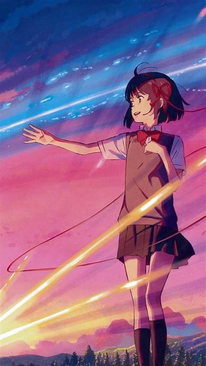 Kimi Wa Mitsuha Na Anime Matching Miyamizu