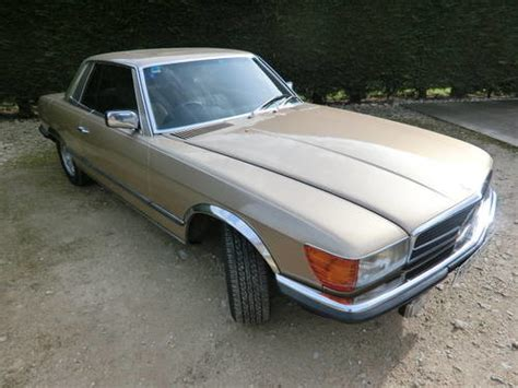 Silver blue 1980 mercedes benz 450slc 4.5l v8 4 speed automatic for sale. For Sale - Immaculate Mercedes 450 SLC (1980) | Classic Cars HQ.